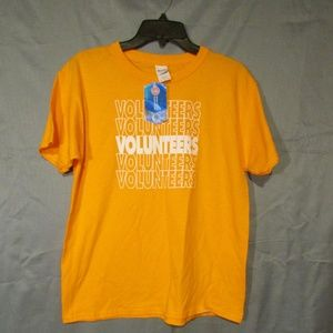 NEW Orange TN Vols T-Shirt Boys Youth Large